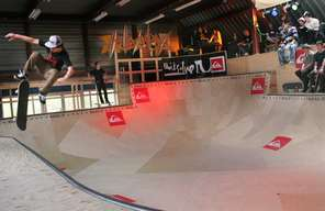 Indoor Skate Park Real-X in Apeldoorn